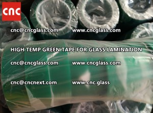 GREEN TAPE for EVA PVB SGP lamination (2)