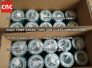 GREEN TAPE for EVA PVB SGP lamination (3)