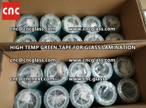 GREEN TAPE for EVA PVB SGP lamination (4)