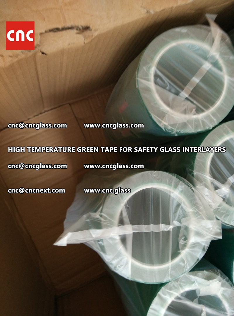 HIGH TEMP PET TAPE FOR SAFETY GLASS INTERLAYERS (1)