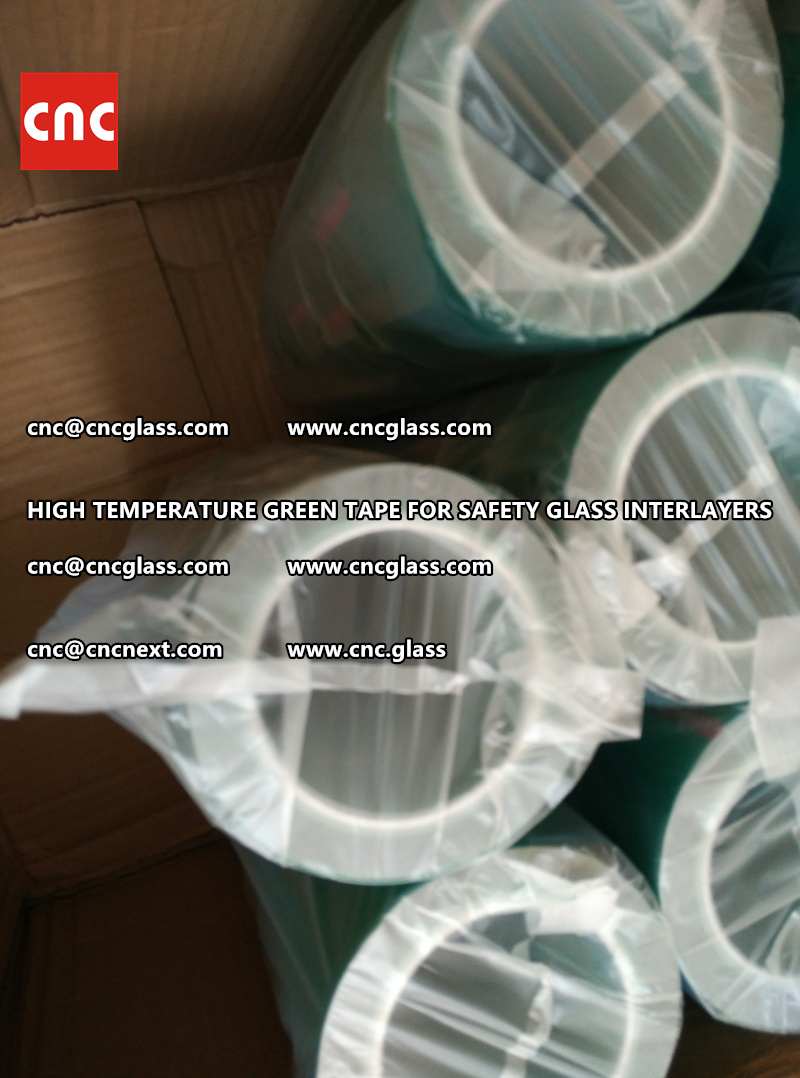 HIGH TEMP PET TAPE FOR SAFETY GLASS INTERLAYERS (3)